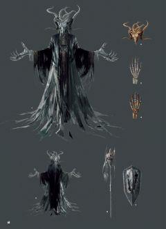 Артбук Dark Souls II: Иллюстрации изображение 1