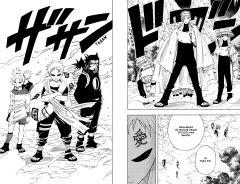 Манга Naruto. Наруто. Книга 3. жанр Сёнэн, Фэнтези, Приключения, Боевик и Боевые искусства
