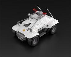 Модель 1/43 Mobile Police Patlabor Type 98 command vehicle 2 sets источник Mobile Police Patlabor