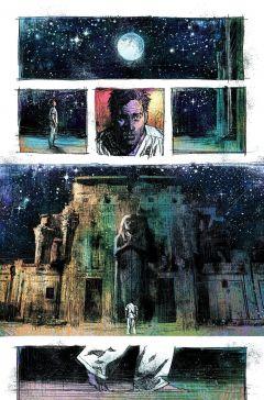 Комикс Лунный Рыцарь. Том 1. Псих издатель Alpaсa