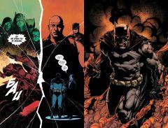 Комикс Вселенная DC. Rebirth. Бэтмен. Книга 8. Кошмары Темного Рыцаря изображение 2