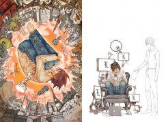 Ранобэ L: изменить мир издатель Азбука-Аттикус