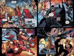 Комикс Injustice. Боги среди нас. Год четвертый. Издание делюкс серия DC Comics