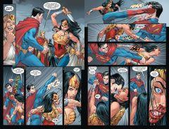Комикс Injustice. Боги среди нас. Год четвертый. Издание делюкс автор Том Тэйлор