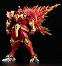 Модель MODEROID Rayearth, the Spirit of Fire источник Mahou Kishi Rayearth