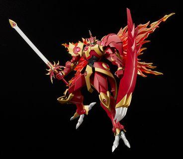 MODEROID Rayearth, the Spirit of Fire модель
