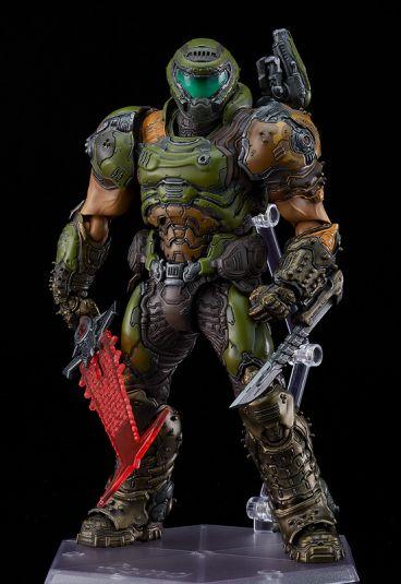 figma Doom Slayer фигурка