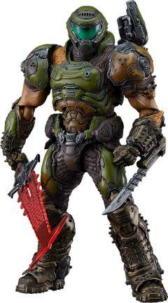 Фигурка figma Doom Slayer изображение 8
