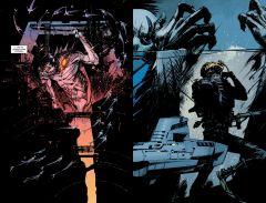 Комикс Пробуждение серия DC Black label