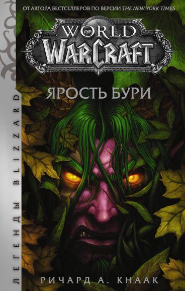 World of Warcraft: Ярость Бури книга