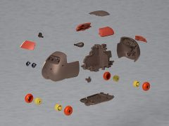 Модель MODEROID Molcar Armored Teddy изображение 3