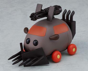 MODEROID Molcar Armored Teddy модель