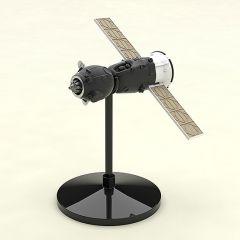 Модель MODEROID 1/150 Plastic Model Soyuz Rocket & Transport Train (2nd re-run) изображение 5