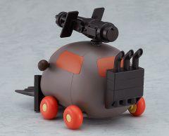 Модель MODEROID Molcar Armored Teddy источник Pui Pui Molcar