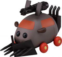 Модель MODEROID Molcar Armored Teddy изображение 5
