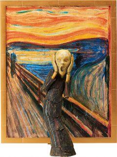 Фигурка figma The Scream изображение 6