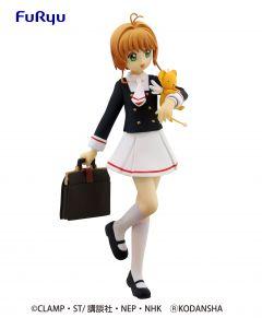 Фигурка Special Figure SAKURA・Tomoeda Junior high school・Uniform изображение 4