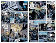 Комикс Бэтмен. Темный рыцарь. Легенды: Городская легенда жанр Боевик, Боевые искусства, Детектив и Супергерои