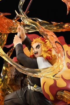 Фигурка Kyojuro Rengoku DX Ver. изображение 4