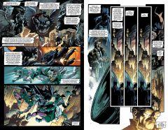 Комикс Бэтмен. Detective Comics #1027. (Мягкий переплет) автор Брайан Майкл Бендис, Том Кинг, Джеймс Тайнион IV, Скотт Снайдер и Грант Моррисон