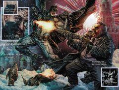 Комикс Бэтмен. Мир (Альтернативная обложка) источник Batman