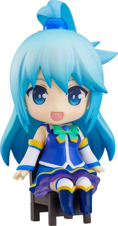 Фигурка Nendoroid Swacchao! Aqua изображение 3