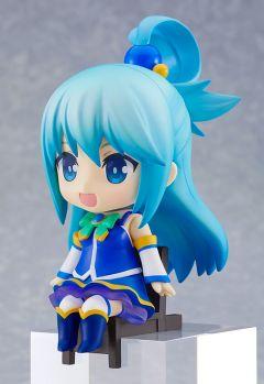 Фигурка Nendoroid Swacchao! Aqua изображение 1