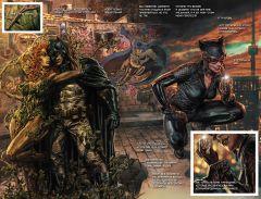 Комикс Бэтмен. Мир (Альтернативная обложка) издатель Азбука-Аттикус