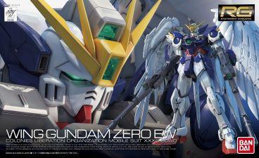 1/144 RG WING GUNDAM ZERO EW модель