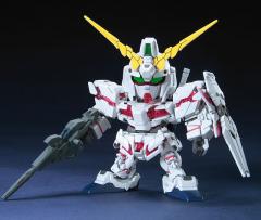 BB UNICORN GUNDAM источник SD Gundam