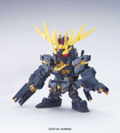 BB UNICORN GUNDAM 02 BANSHEE источник SD Gundam