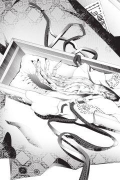 Манга Истории монстров. Том 5. автор Нисио Исин и Oh! great