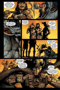Комикс Конан. Королевский выпуск изображение 1