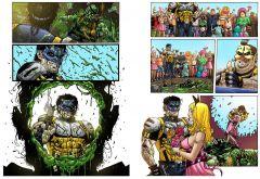 Комикс Паша Техник 2 издатель Molot Comics