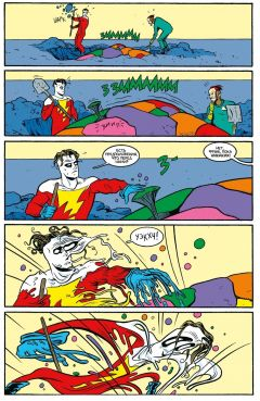 Комикс Мэдмен. Приключения источник Madman