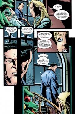 Комикс Бэтмен: Санта-Кляус Едет в Город! жанр Боевик, Боевые искусства, Детектив, Приключения, Супергерои и Фантастика