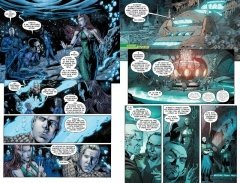 Комикс Аквамен. Море бурь. Книга 4. жанр Боевик, Боевые искусства, Приключения, Супергерои и Фантастика