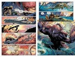 Комикс Аквамен. Море бурь. Книга 4. источник Aquaman