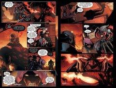 Комикс Лига справедливости. Книга 6. Война Дарксайда. Часть 1 источник Justice League