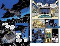 Комикс Бэтмен: Год первый. Коллекционное издание. жанр Боевик, Боевые искусства, Детектив, Приключения, Супергерои и Фантастика