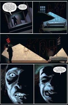 Комикс Бэтмен. Темный рыцарь. Как-то в полночь, в час угрюмый… жанр Боевик, Боевые искусства, Детектив, Приключения, Супергерои и Фантастика