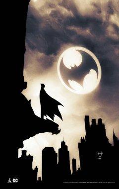 Комикс Бэтмен. Темный рыцарь. Как-то в полночь, в час угрюмый… автор Грег Гурвиц