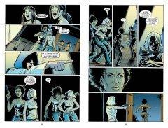 Комикс Y. Последний мужчина. Книга 3. жанр Приключения и Фантастика