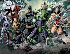 Комикс Лига справедливости. Книга 5. Лига несправедливости. источник Justice League