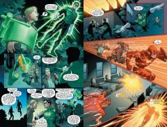 Комикс Флэш. Уроки истории. Книга 5. источник Flash