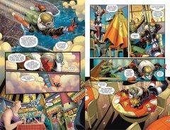 Комикс Харли Квинн. Книга 3. Поцелуй навылет. издатель Азбука-Аттикус