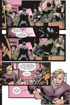 Комикс Бэтмен. Игра с огнем. Часть 1 (Мягкий переплёт) жанр Боевик, Боевые искусства, Детектив, Приключения, Супергерои и Фантастика