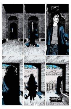 """Комикс Графический роман """"Песочный человек. Книга 7. Краткие жизни"""" источник Sandman"""