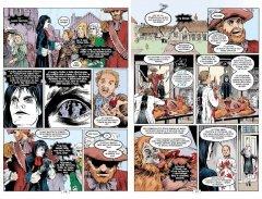 """Комикс Графический роман """"Песочный человек. Книга 7. Краткие жизни"""" жанр Детектив, Мистика и Фэнтези"""