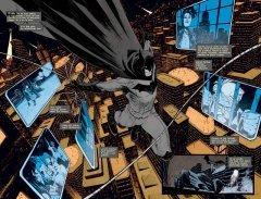 Комикс Бэтмен. Кроткие. источник Batman